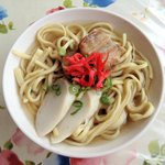 南国食堂 - 料理写真:沖縄そば(小)