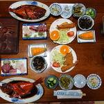 坂 下 - 料理写真:夕食