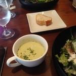 43633673 - 僕の スープ&パン