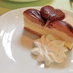 Sweet of Oregon - 焼き栗チーズケーキ