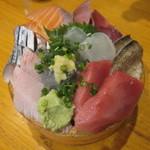 タカマル鮮魚店 - たかまる(アタマ)