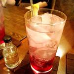 DiningBar air - ばあばの生梅酢サワー
