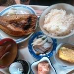 ココ・カピウ - ほっけ定食