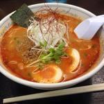 らーめんランド - 料理写真:担々麺