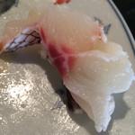 魚恵寿司本店 - たい