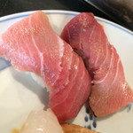 魚恵寿司本店 - まぐろ