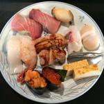 魚恵寿司本店 -