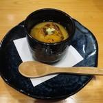 尾崎幸隆 - 雲丹の茶碗蒸し