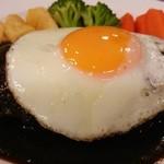 たいめいけん - ハンバーグステーキ(2380円)