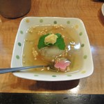 魚々市 - レンコン饅頭