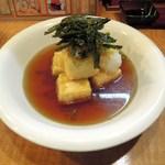 魚々市 - 揚げだし豆腐