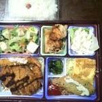 オークレストラン - 700円弁当