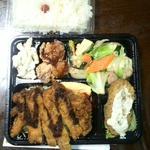 オークレストラン - 500円弁当