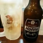 高田屋 - ホッピーセット380円