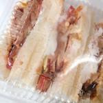 43646612 - サンドイッチ(鶏の照焼き)