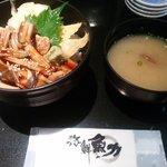 魚力 - 日替わりの穴子丼