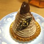 御影高杉  - マロンクリーム(¥594)