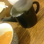 桔梗 - スープ割のスープ
