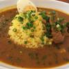 カフェブーサン - 料理写真:スパイシーポークカレー