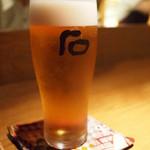小石 - 生ビール