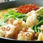 たちまち - モツ鍋