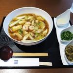 赤坂スクエアダイニング - 広東麺