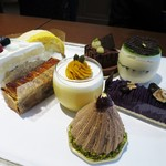 赤坂スクエアダイニング - ケーキ