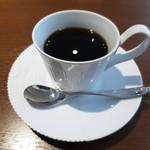 赤坂スクエアダイニング - ケーキセット用のコーヒー