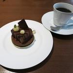 赤坂スクエアダイニング - ケーキセット