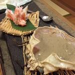 かに道楽 - 蟹味噌