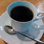 アルデンテ - 欧風定食セットのコーヒー