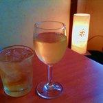 亀屋 - 梅ワイン と ハイボール