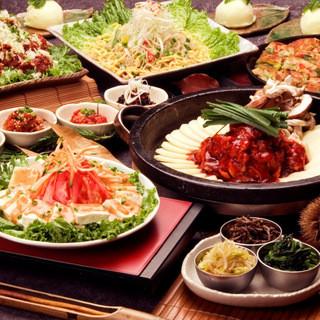 〈お得なコース料理もご用意しております!!〉