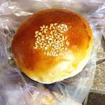 サンモルテ - あんパン 124円
