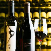 ビストロガストロス - 国産ワインにもこだわる。