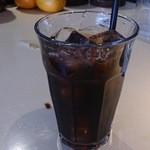 エディターズ カフェ - ランチドリンク アイスコーヒー