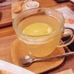 ココロスコーンカフェ - ホットジンジャー