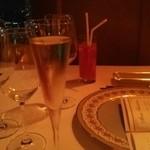 43667027 - シャンパンとSOIREE
