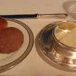 43667039 - パンとバター