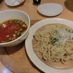 ラグタイム - 2015年10月:勝浦タンタンメン つけ麺