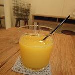 4ha - オレンジジュース