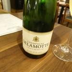 シャトン - 1周年記念でサービスのシャンパン