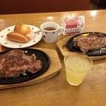 ステーキのどん - 初回提供商品 ※これを食べた後、真の食べ放題スタート