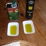 オリーバシクラ - 料理写真:左がシクルム、右 パンタレオ♪  自家製パンもモッチリ美味しい^^