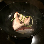 壽山 - 鳥取 松茸と のどぐろ