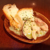DiningBar air - 料理写真:お通し豆乳シチュー