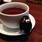 庵菜 - ★食後はやはり紅茶よね~