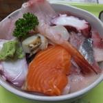 43674811 - 海鮮丼定食 税込¥850