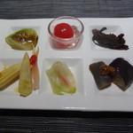 Karin - レディースランチ 花梨冷菜彩々