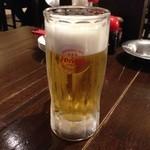 海物語 - オリオンドラフトビールてスタート